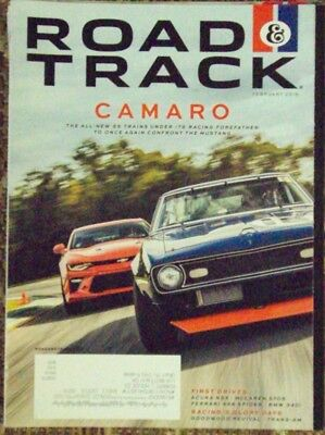 Mix Lot of 16 Road & Track Magazines, Lots of Cars, Nice Lot, L@@K