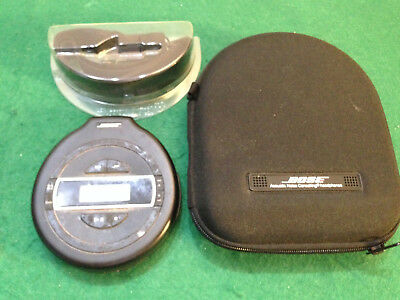 Bose Pm-1 Personal Portable Cd Player Compact Disc Player