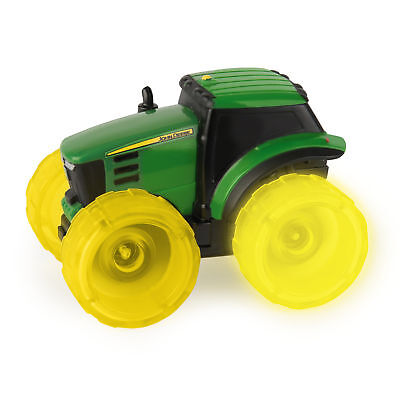John Deere Monster Treads Lighting Wheels Tractor
