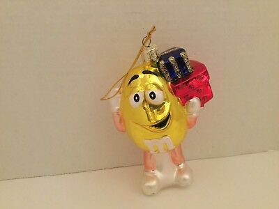M & M candies collections, polonaise Christmas ornament new never used