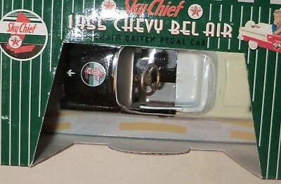Sky Chief Texaco 1955 Chevy Bel Air Chevrolet  Model Car Gearbox Collectible #