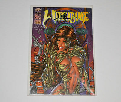WITCHBLADE #8 Signed by MICHAEL TURNER Autographed