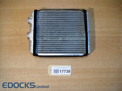 Heat Exchanger Heating Radiator Heater Astra G/H Vauxhall