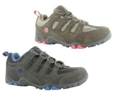 Hi-tec Quadra Classic Hiking Womens Walking Outdoor Winter Trainers UK4-8