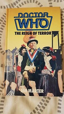 Doctor Who Hardback The Reign Of Terror
