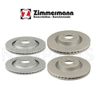 Front Left or Right Brake Disc Rotor Vented 345mm x 30mm for Audi A6 A7 Q5 S4 S5