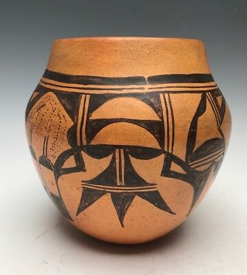 Early, Antique, Vintage Hopi Large Pottery Olla No Reserve!!!
