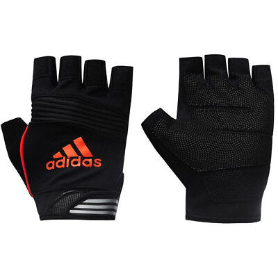 adidas Performance Gloves Orange Fitness Handschuhe Trainingshandschuhe neu