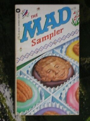 The Mad Sampler Mad Magazine Paperback