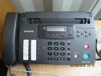 samsung fax machine