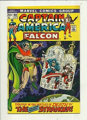 Captain America # 150 Very Fine Minus Condition!!! Affordable!!!