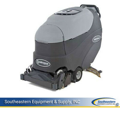 New Advance Adphibian Battery Walk-Behind Extractor