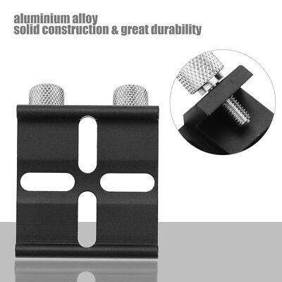 Telescope Finderscope Mount Dovetail Slot Plate Groove Screw for Celestron DY