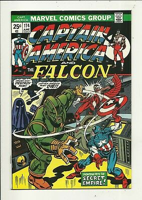 Captain America # 174 Original X-Men!!! Very Fine/Near Mint Condition!!!