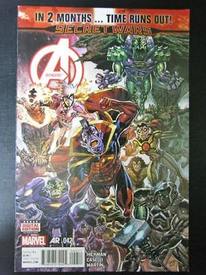 Avengers #42 - Marvel Comic # 3A64