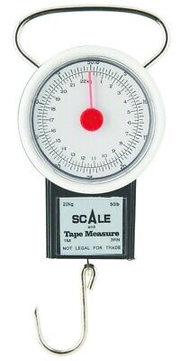 Berkley BTFST50 Fish Scale with Tape 50Lb