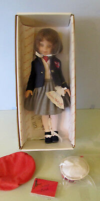 """MINT ROBERT TONNER 14""""  BETSY McCALL DOLL WITH EXTRA HAT"""