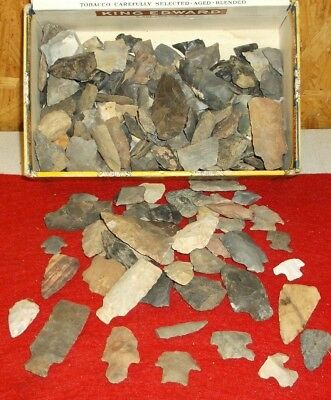 200+ Tennessee  Indian Artifacts Arrowheads
