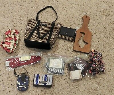 Lot Of Longaberger Accessories