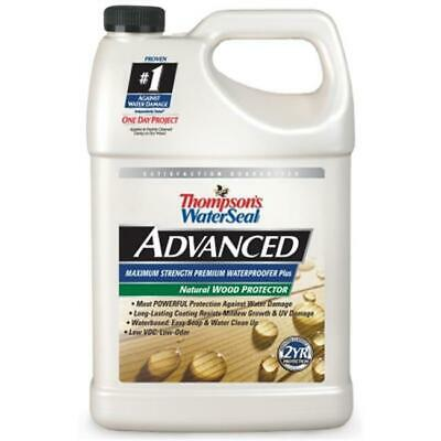 Thompsons A21711 1 Gallon Advanced Natural Wood Protector