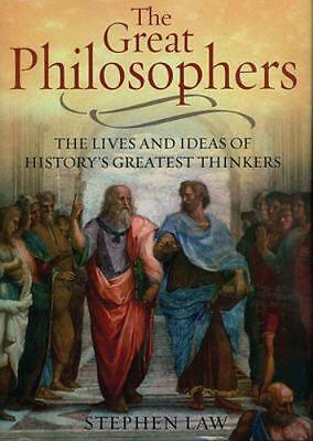 The Great Philosophers: The Lives And Ideas Of History's Greatest Thinkers, Law,