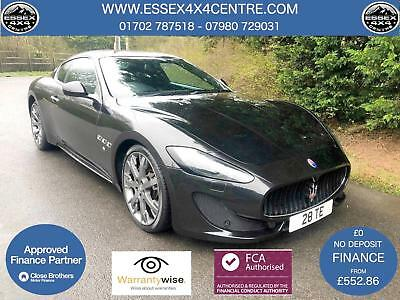 2009 Maserati Granturismo 4.7 V8 S Mc-Shift - Facelift Bodystyling Package