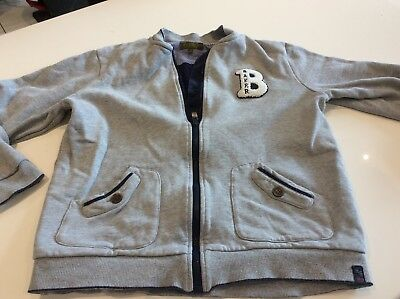 Ted Baker Boys Bomber Jacket  top 13 -14 Yrs