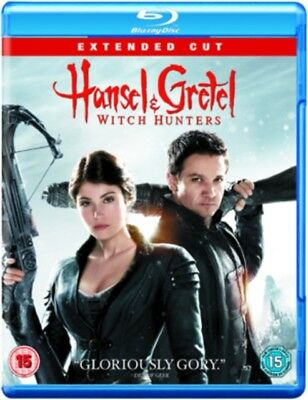 Neuf Hansel And Gretel - Witch Hunters - Coupe Longue Blu-Ray