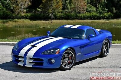 2006 Dodge Viper FE GTS Coupe SRT10 #22 of 200 2006 Dodge Viper First Edition FE GTS Coupe SRT10 #22 of 200 Built Engine!