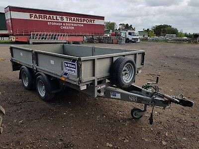 ifor williams trailer lm105 ready to collect good