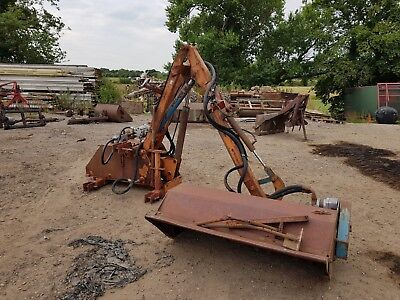 tractor hedge cutter fits any tractor can deliver no reserve