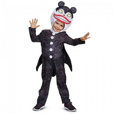 Nightmare Before Christmas - Scary Teddy Toddler Costume