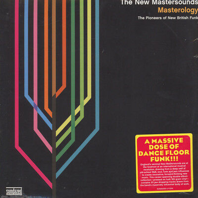New Mastersounds, The - Masterology (Vinyl LP - 2010 - US - Original)