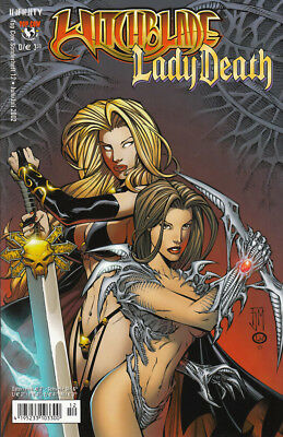 Infinity - Top Cow Sonderheft 12 - Lady Death / Witchblade - TOP - neu