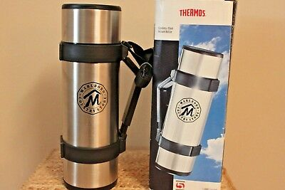 Marlboro Country Store Stainless Steel Vacuum Bottle Thermos