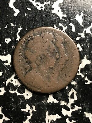 169? Great Britain 1 Farthing William & Mary Lot#X8127