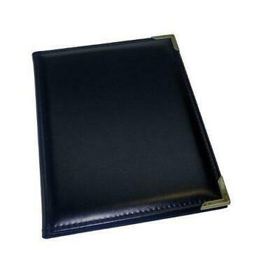 Leatherette Black 7.5x5 Slip In Photo Album - 36 Photos
