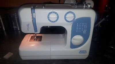 JMB Domestic Sewing Machine Model SSM1010
