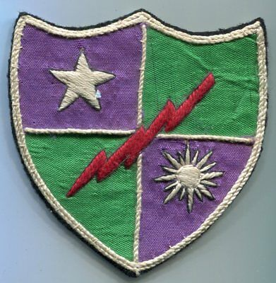 US World War II Mars Task Force Shoulder Patch – Theater Made