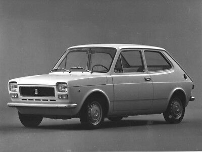 1975 Fiat 127 ORIGINAL Factory Photo oac0493