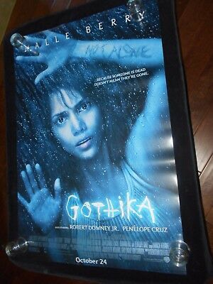 Gothika  Original Double Sided  Rolled One Sheet    Horror  Halle Berry