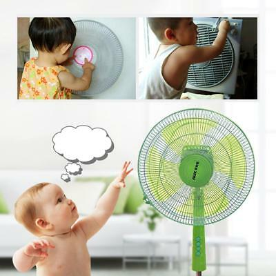 Kid Baby Finger Protector Safety Mesh Net Shielding Cover Fan Guard Casing Cover