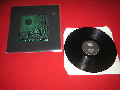 Gothic-Rock   1 Ep   The Sisters Of Mercy   Temple Of Love    Uk-Press
