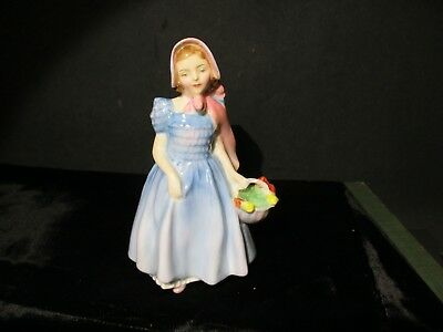 ROYAL DOULTON FIGURINE - WENDY - HN2109 Made in England W155 QQ