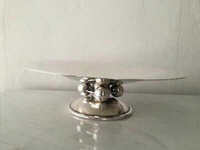 VINTAGE CHRISTOFLE large tazza  FOR FRUITS  / CAKE / PASTRIES