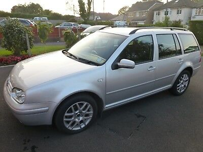 2003 Volkswagen Golf TDi 130 Sport estate - 3rd owner from new / currently SORN