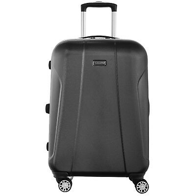 Travelite Elbe Two Trolley M 65 Cm Pilotenkoffer & Trolleys Reisekoffer & -taschen