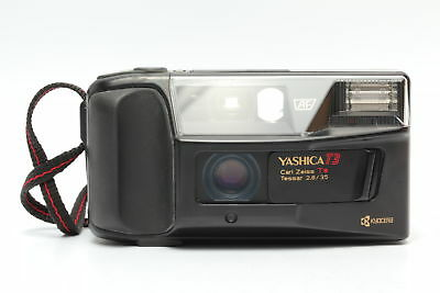 Yashica T3  35mm 2,8 T* Tessar Carl Zeiss