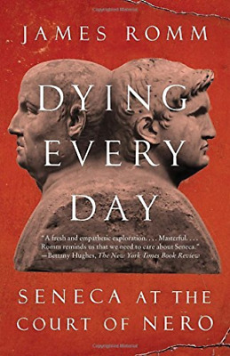 Romm,james-Dying Every Day Book Neu