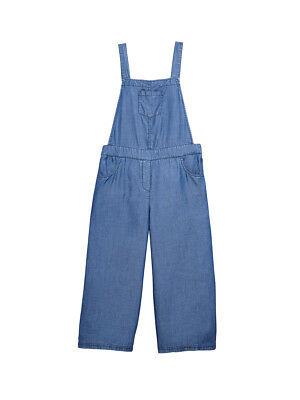 V by Very Denim Culotte Playsuit in Denim Size 13 Years